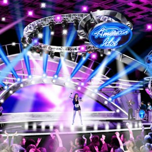 1 of 1: The American Idol Experience - New American Idol Experience concept art