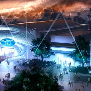 2 of 2: The American Idol Experience - American Idol concept art