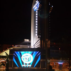 4 of 5: The American Idol Experience - The American Idol main entrance and sign.