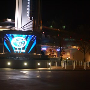 5 of 5: The American Idol Experience - Walls down around American Idol and LED screen switched on