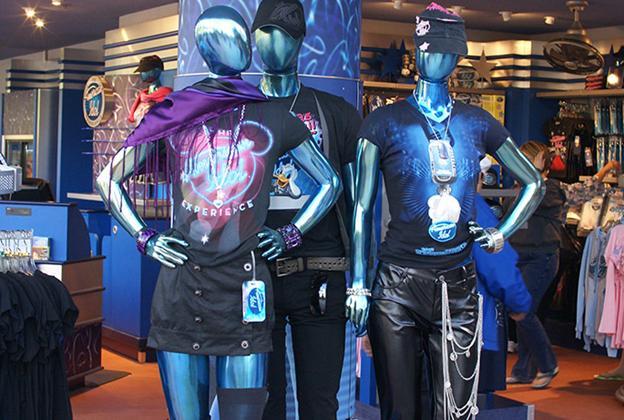 American Idol gift shop