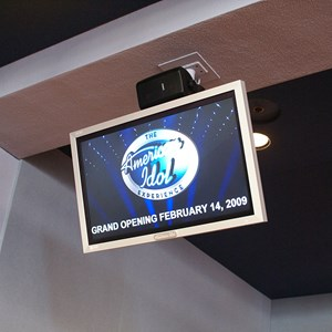 8 of 10: The American Idol Experience - American Idol queue and preshow area