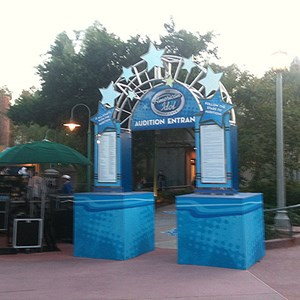 1 of 2: The American Idol Experience - Second American Idol Experience Audition Entrance