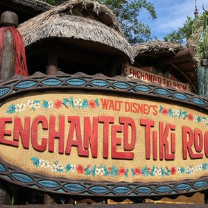 2 of 38: Walt Disney's Enchanted Tiki Room - Opening Day
