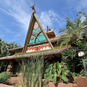 3 of 38: Walt Disney's Enchanted Tiki Room - Opening Day