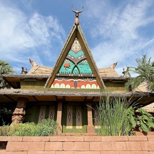 4 of 38: Walt Disney's Enchanted Tiki Room - Opening Day