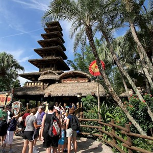 5 of 38: Walt Disney's Enchanted Tiki Room - Opening Day
