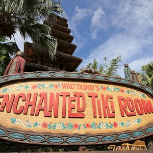 6 of 38: Walt Disney's Enchanted Tiki Room - Opening Day