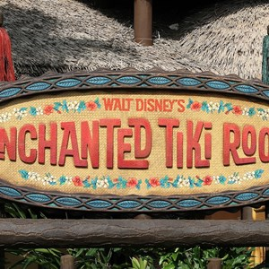 7 of 38: Walt Disney's Enchanted Tiki Room - Opening Day