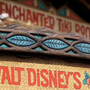 9 of 38: Walt Disney's Enchanted Tiki Room - Opening Day