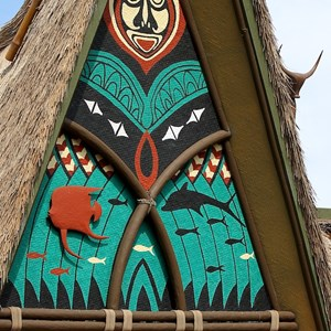 10 of 38: Walt Disney's Enchanted Tiki Room - Opening Day