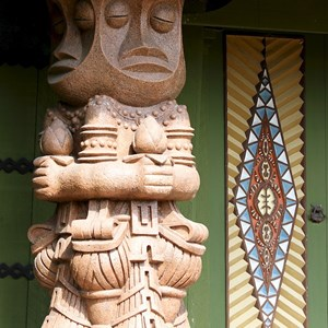 11 of 38: Walt Disney's Enchanted Tiki Room - Opening Day