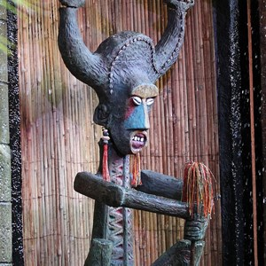 13 of 38: Walt Disney's Enchanted Tiki Room - Opening Day