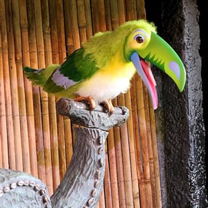 17 of 38: Walt Disney's Enchanted Tiki Room - Opening Day