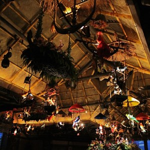 20 of 38: Walt Disney's Enchanted Tiki Room - Opening Day