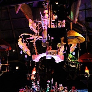 22 of 38: Walt Disney's Enchanted Tiki Room - Opening Day