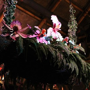 24 of 38: Walt Disney's Enchanted Tiki Room - Opening Day