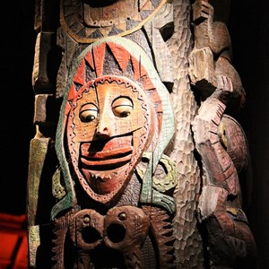 27 of 38: Walt Disney's Enchanted Tiki Room - Opening Day