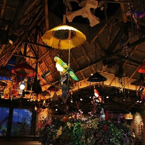 37 of 38: Walt Disney's Enchanted Tiki Room - Opening Day