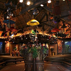 38 of 38: Walt Disney's Enchanted Tiki Room - Opening Day