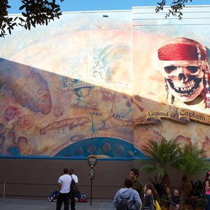 3 of 13: The Legend of Captain Jack Sparrow - The Legend of Captain Jack Sparrow exterior