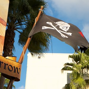 2 of 13: The Legend of Captain Jack Sparrow - The Legend of Captain Jack Sparrow exterior