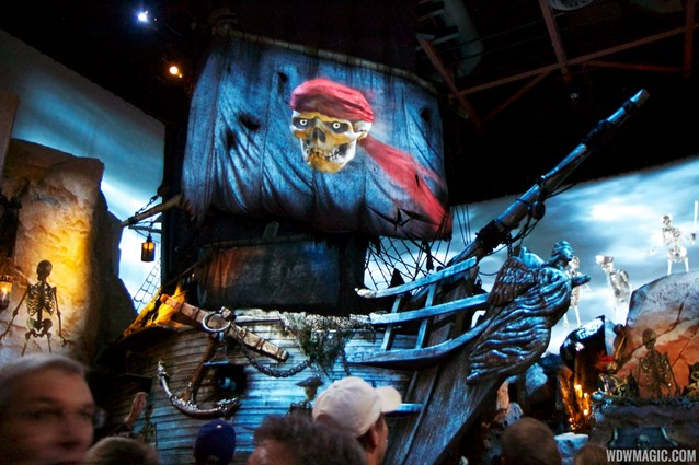 The Legend of Captain Jack Sparrow - The Legend of Captain Jack Sparrow show