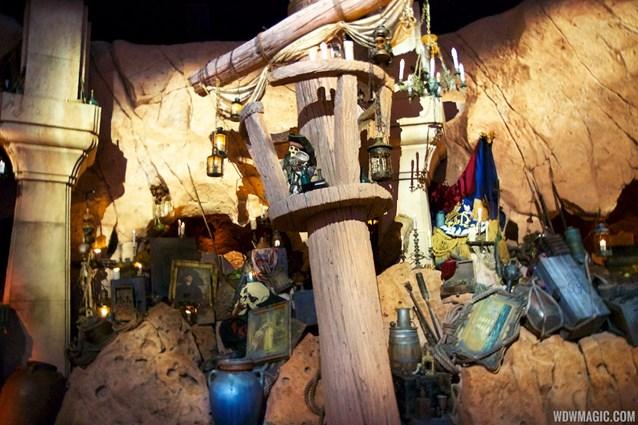 The Legend of Captain Jack Sparrow - The Legend of Captain Jack Sparrow show set