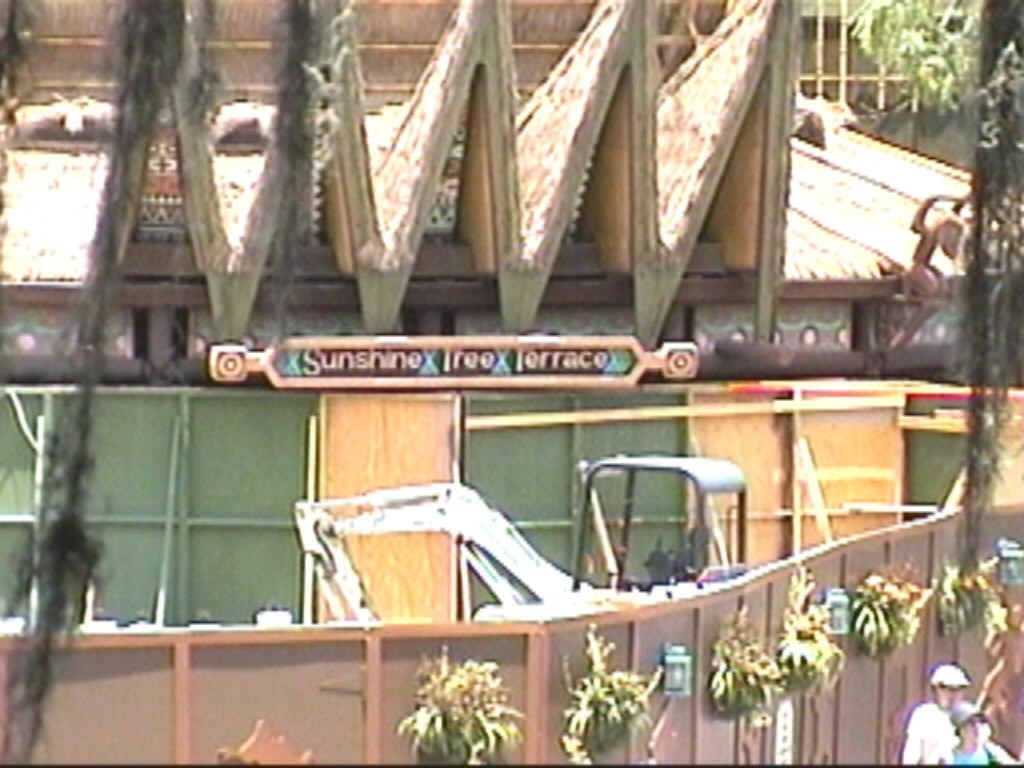 Aladdin Construction underway in Adventureland