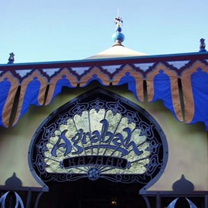 6 of 22: The Magic Carpets of Aladdin - Aladdin construction