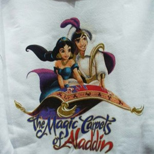 16 of 22: The Magic Carpets of Aladdin - Aladdin construction