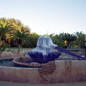 2 of 2: The Magic Carpets of Aladdin - Aladdin construction