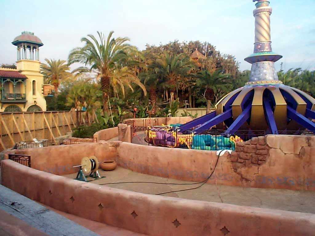Aladdin construction