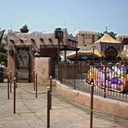 Aladdin opening