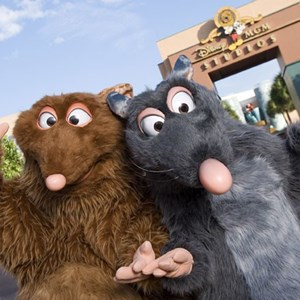 1 of 1: The Magic of Disney Animation - Ratatouille characters make daily meet-and-greet appearances
