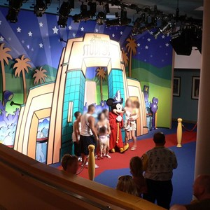1 of 2: The Magic of Disney Animation - Sorcerer Mickey Meet and Greet new location