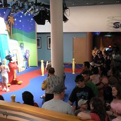 Sorcerer Mickey Meet and Greet new location