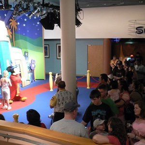 2 of 2: The Magic of Disney Animation - Sorcerer Mickey Meet and Greet new location
