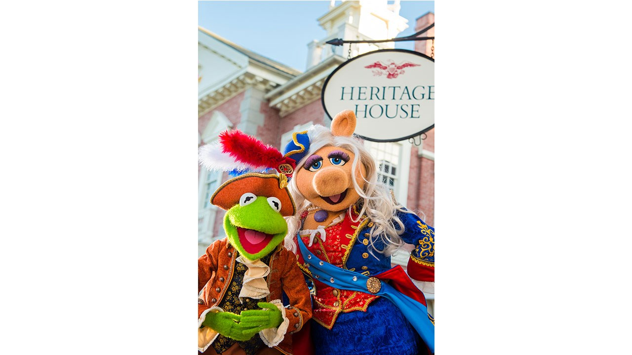 'The Muppets Present… Great Moments in American History' coming to the Magic Kingdom this fall