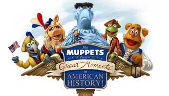'The Muppets Present… Great Moments in American History' opens October 2 at the Magic Kingdom