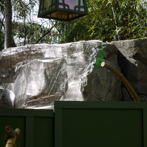 3 of 4: The Oasis - Rock refurbishment