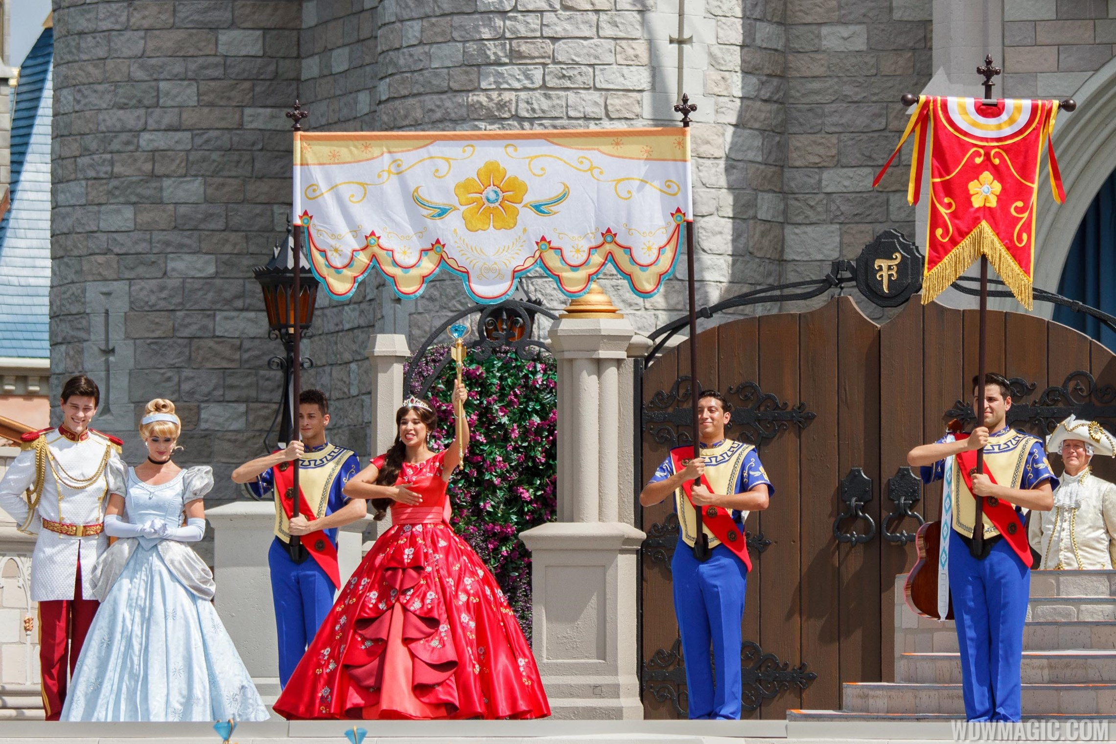 The Royal Welcome of Princess Elena of Avalor