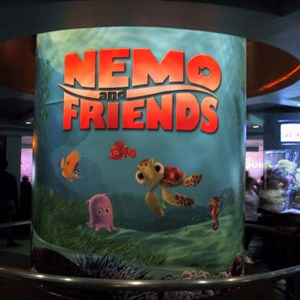 4 of 5: The Seas with Nemo and Friends (Pavilion) - More Nemo