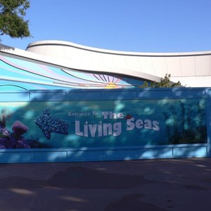 1 of 6: The Seas with Nemo and Friends (Pavilion) - Reopening