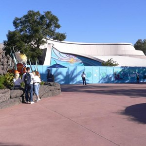 4 of 6: The Seas with Nemo and Friends (Pavilion) - Reopening