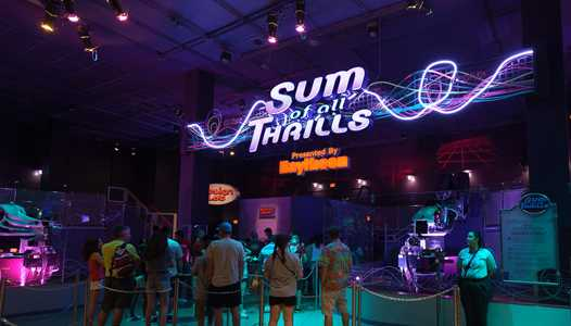 Epcot's Sum of All Thrills and Storm Struck to close in September