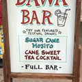 The Taste of Africa Street Party - Dawa Bar has some special items available