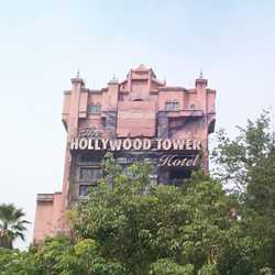 Tower of Terror refurbishment