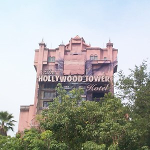 1 of 1: The Twilight Zone Tower of Terror - Tower of Terror refurbishment