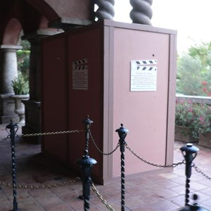 4 of 4: The Twilight Zone Tower of Terror - Tower of Terror exterior facade refurbishment